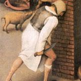 Pieter Breughel - Niederländische Sprichwörter