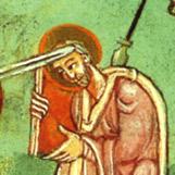 Die Ermordung des hl. Bonifatius