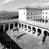 Kloster Monte Cassino