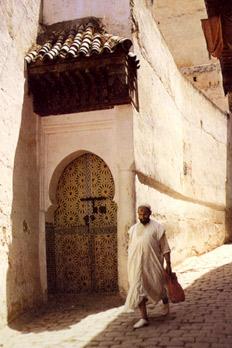 Islamische Stadt